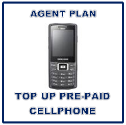 Agent Plan: Top Up Prepaid Cell Phone