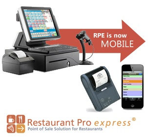 Restaurant Pro Express Point of Sale Solutions for Restaurants