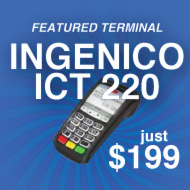 Featured Terminal - INGENICO